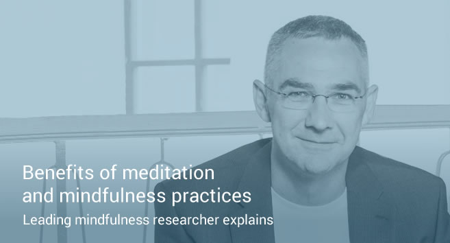 Dr. Peter Malinowski Mindfulness Researcher